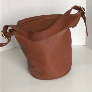 Coach classic bucket bag